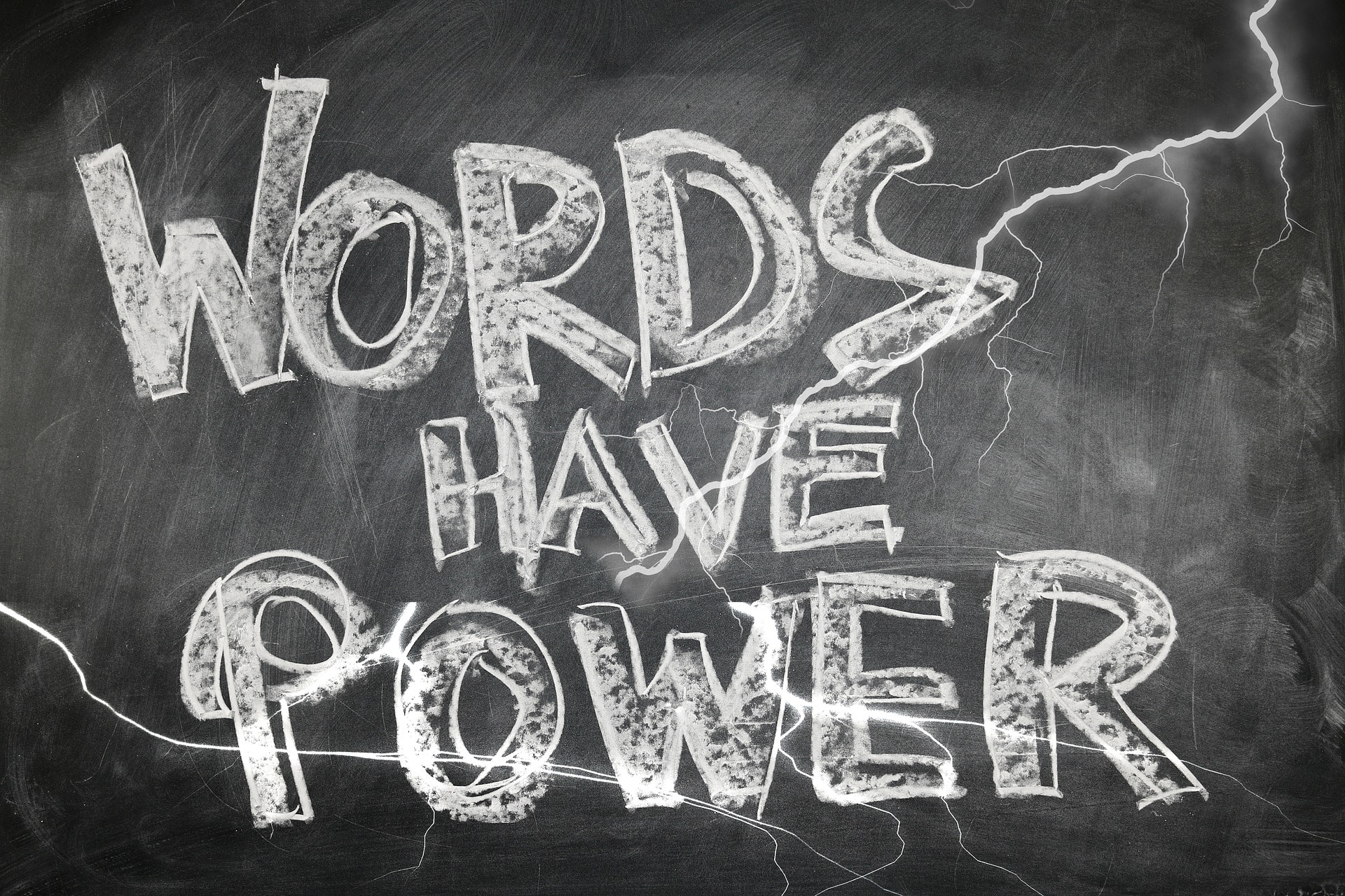 Verbal integrity: Words have power