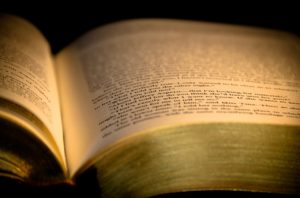 Historical Book - Open Bible